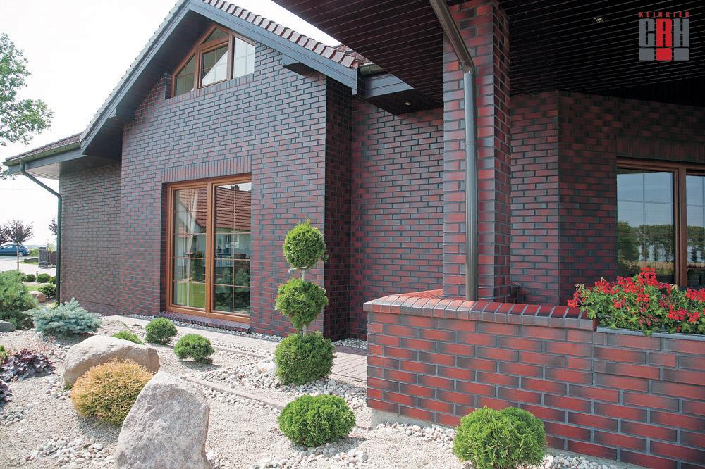 technologia ścian trójwarstwowych z cegły