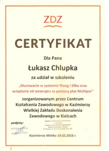 zdz certyfikat ytong 001
